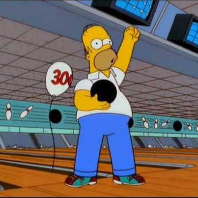 homer bowling