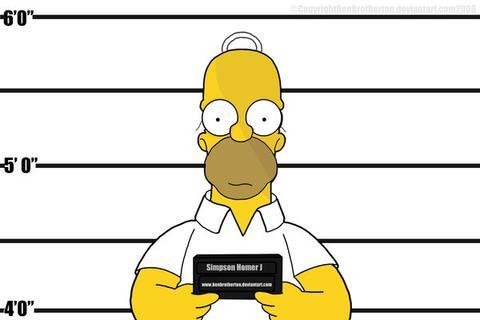 homer le criminel
