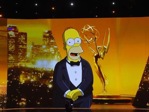 homer simpson award