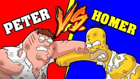 homer vs griffin