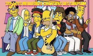 Les 7 meillleures chansons des Simpson