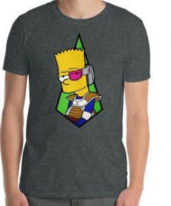 T-shirt Bart sayan