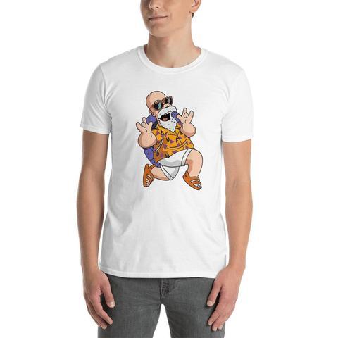 t-shirt homer génial