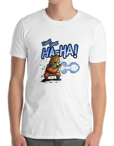 T-shirt Kame hame Ha-Ha !