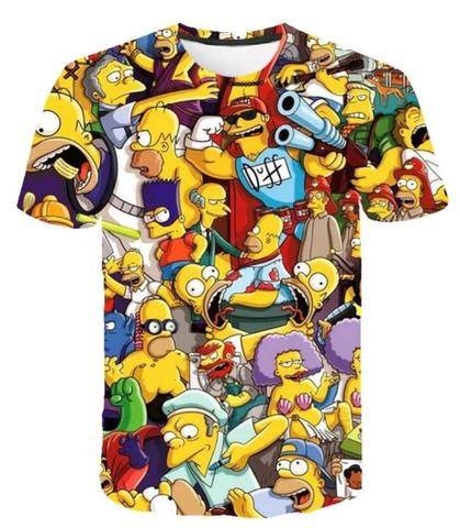 T-shirt Les Simpson
