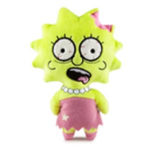 Peluche Les Simpson Lisa Simpson