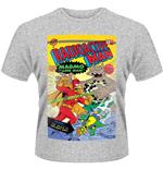 T-shirt Les Simpson Homer en Radioactive man